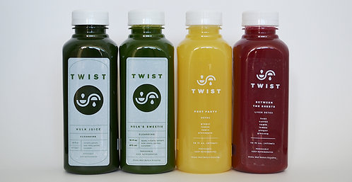 Juice Until Dinner Cleanse (1 Day)