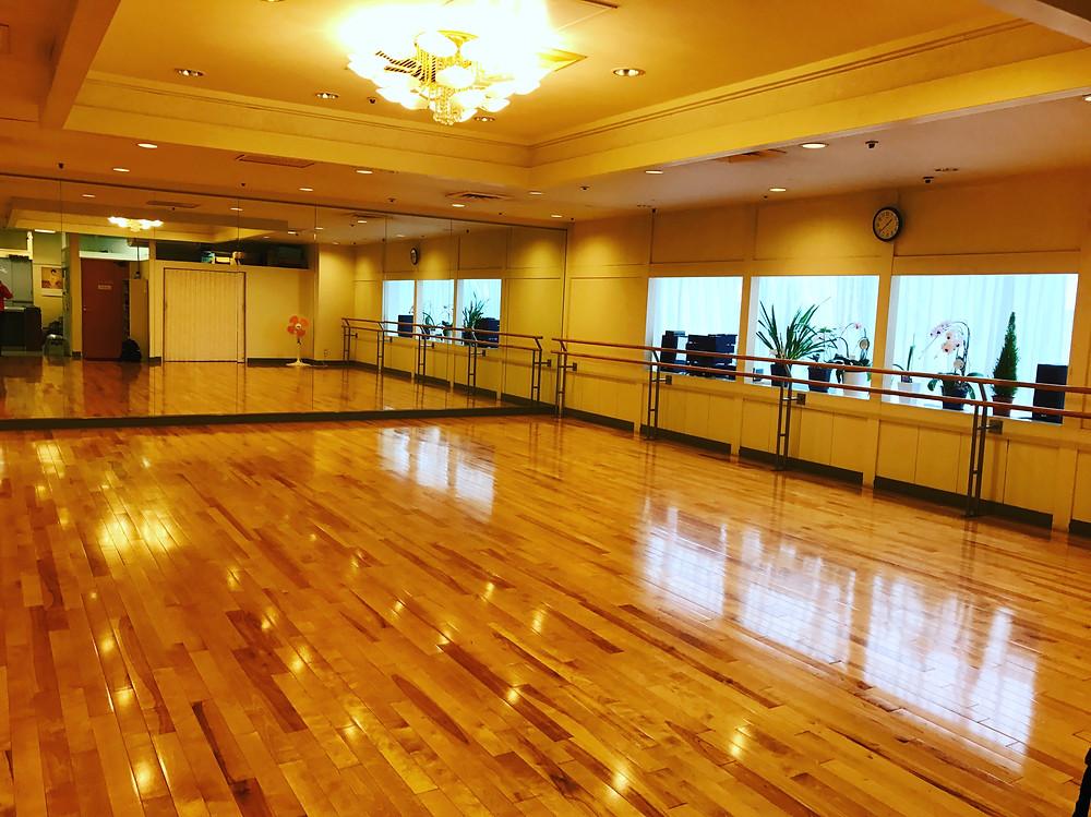 松竹ダンスプラザ studio C