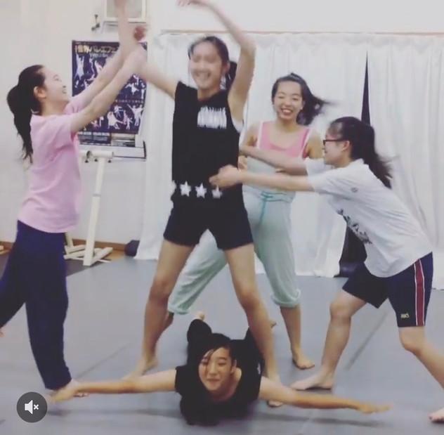 🌸春休みコンテンポラリーダンスワークショップ
