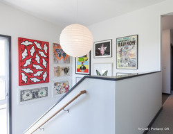 Portland, OR | Stairwell Remodel