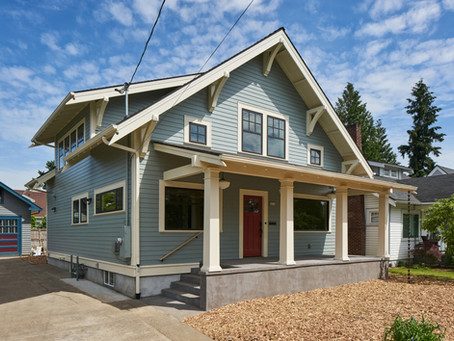 Lovely Portland, OR Beaumont-Wilshire Whole House Remodel