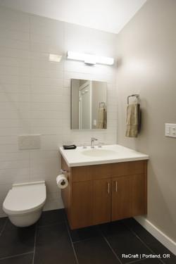 Portland, OR | Bathroom Remodevanity