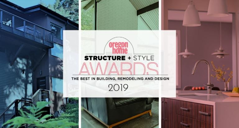 ReCraft receives the 2019 Structure + Style Award from Oregon Home Magazine