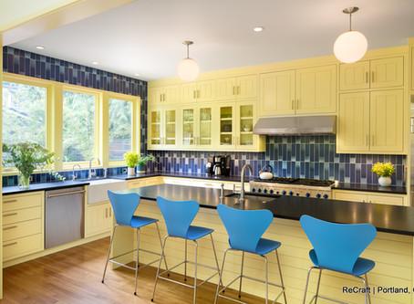 ReCraft - 2019 Irvington Kitchen Remodel