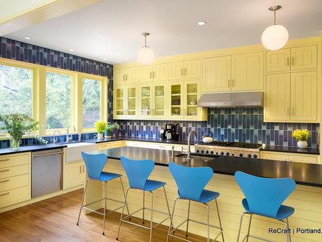 ReCraft - 2019 Irvington Kitchen Remodel