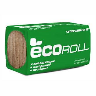 Минеральная вата ECORoll+ 6м^2