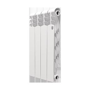 Радиатор ал. Royal Thermo Revolution 500  4 секции