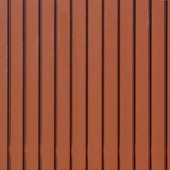 Сотовый поликарбонат UltraPlast коричневый 6 мм