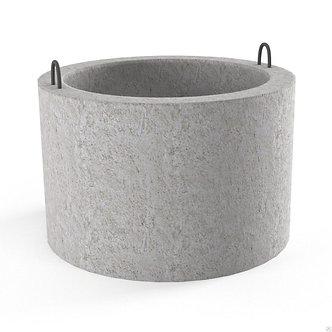 Кольцо колодезное 1,5м x 0.9м