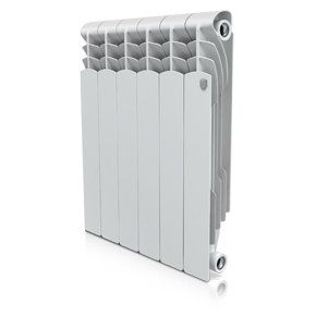 Радиатор бимет. Royal Thermo Revolution 350  4 секции