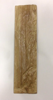 Декоративная плитка Дуб Д15.1 (серебряный)