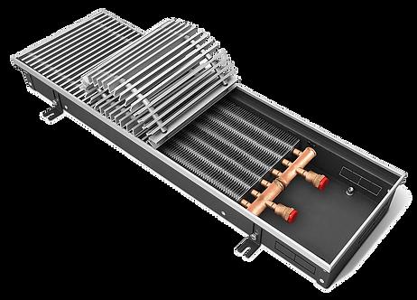 Внутрипольный конвектор Power Techno KVZ 150-65-600 (без решетки)