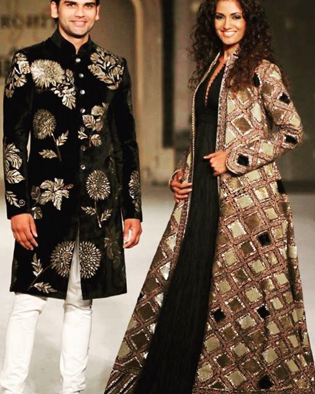 Designer: Rohit Bal