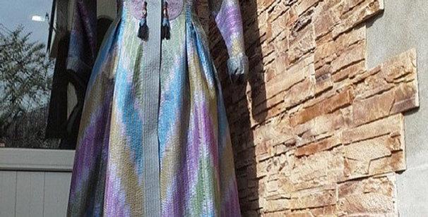 Stunning ethnic chapan dress