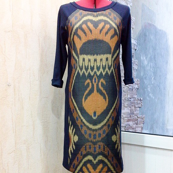 Uzbek Ethnic Dress