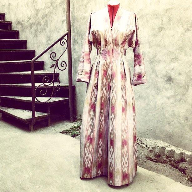 Stunning Ethnic Smart Casual DressDesigner: Sa-Sha