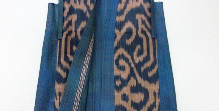 Uzbek ethnic jacket