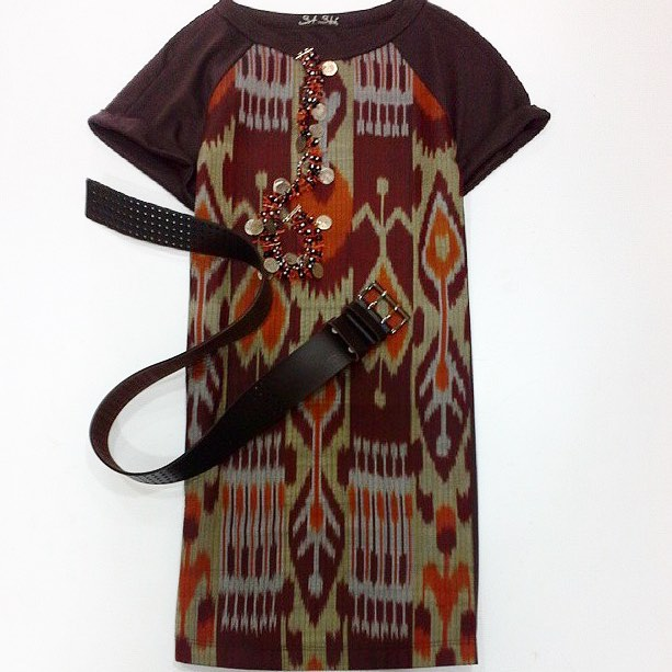 Uzbek Ethnic Dresses