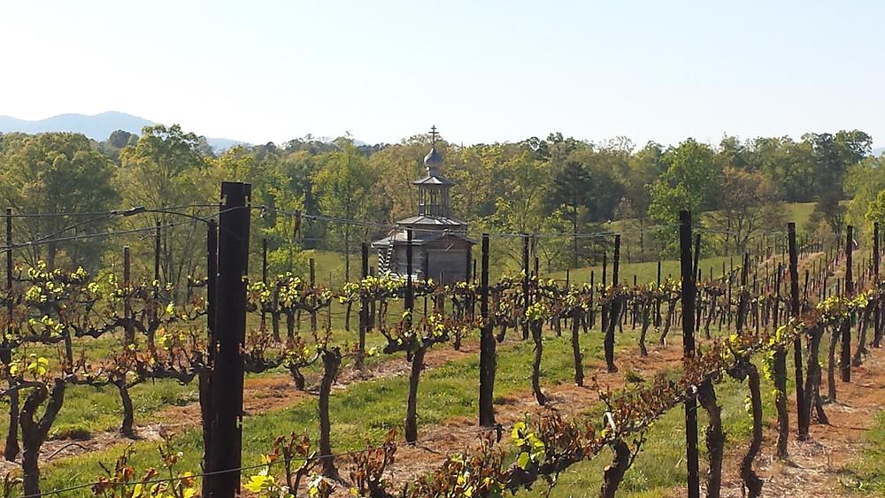 St. Anna Chapel at Russian Chapel Hills Winery