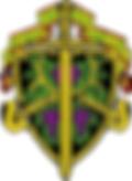 Logo for Knights of the Vine KOV Logo