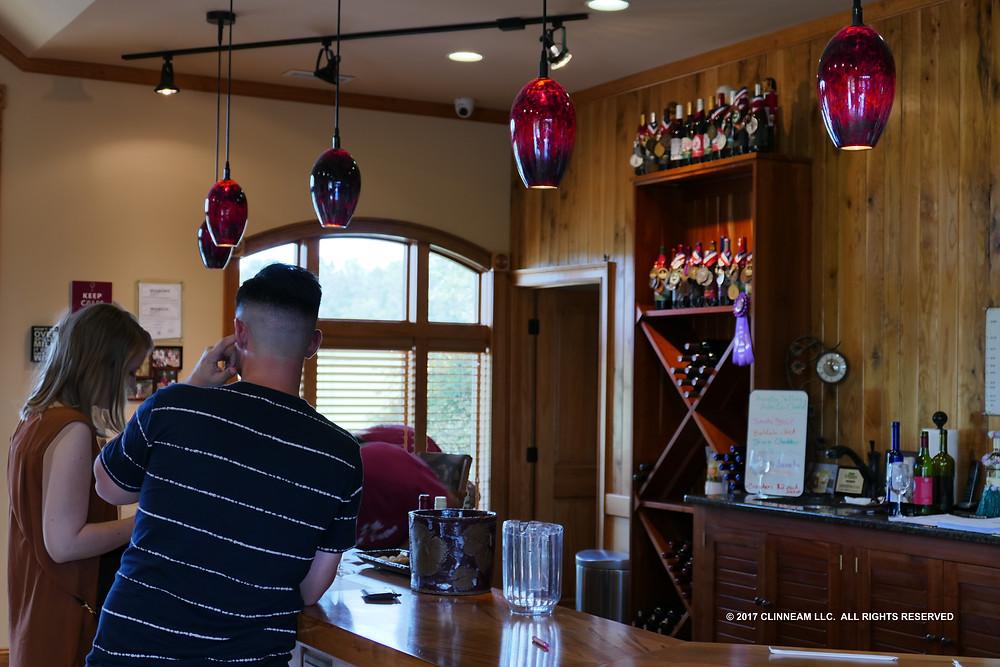 Shadow Springs Vineyard Tasting Room