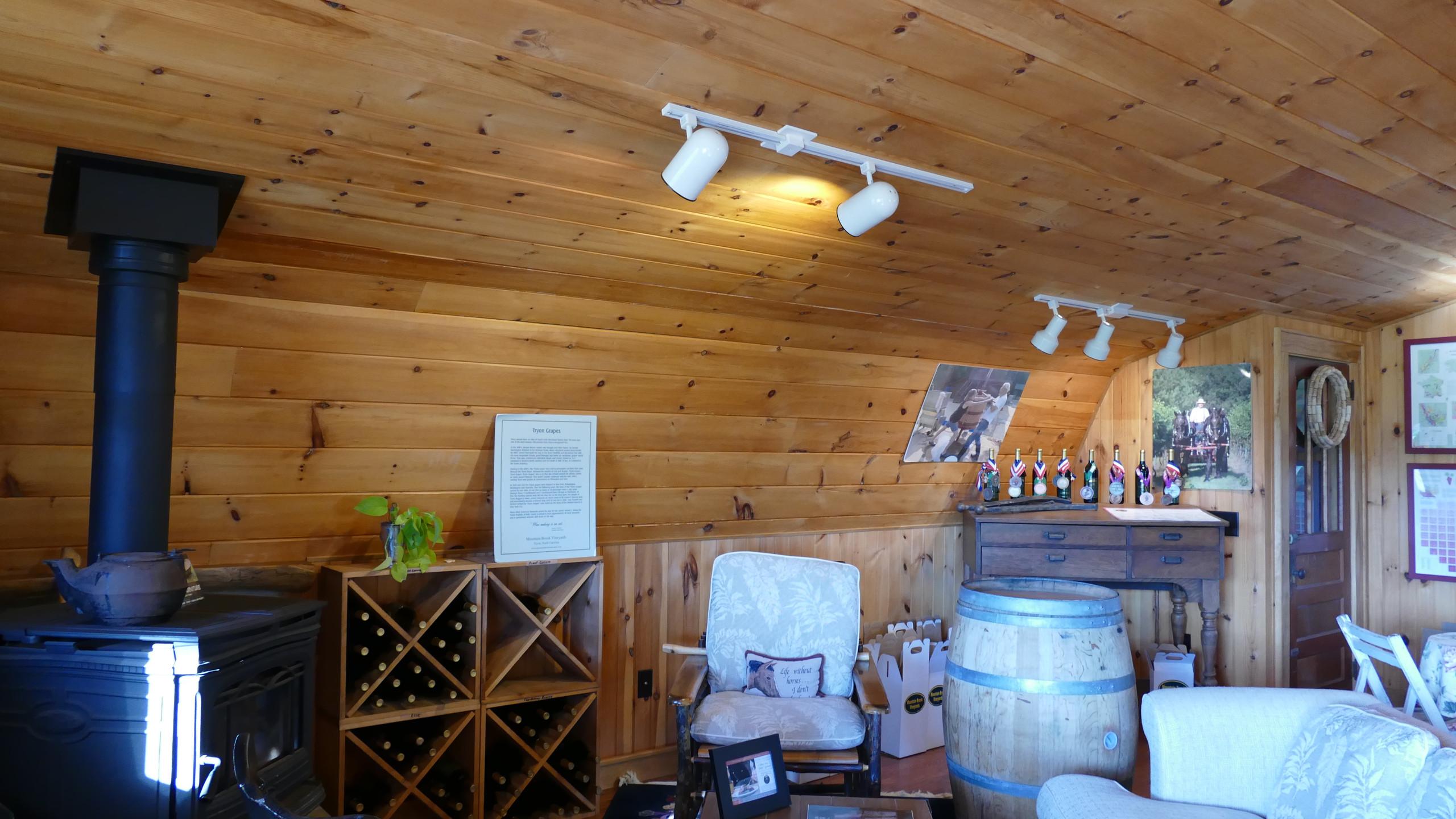 Mountain Brook Tasting Room