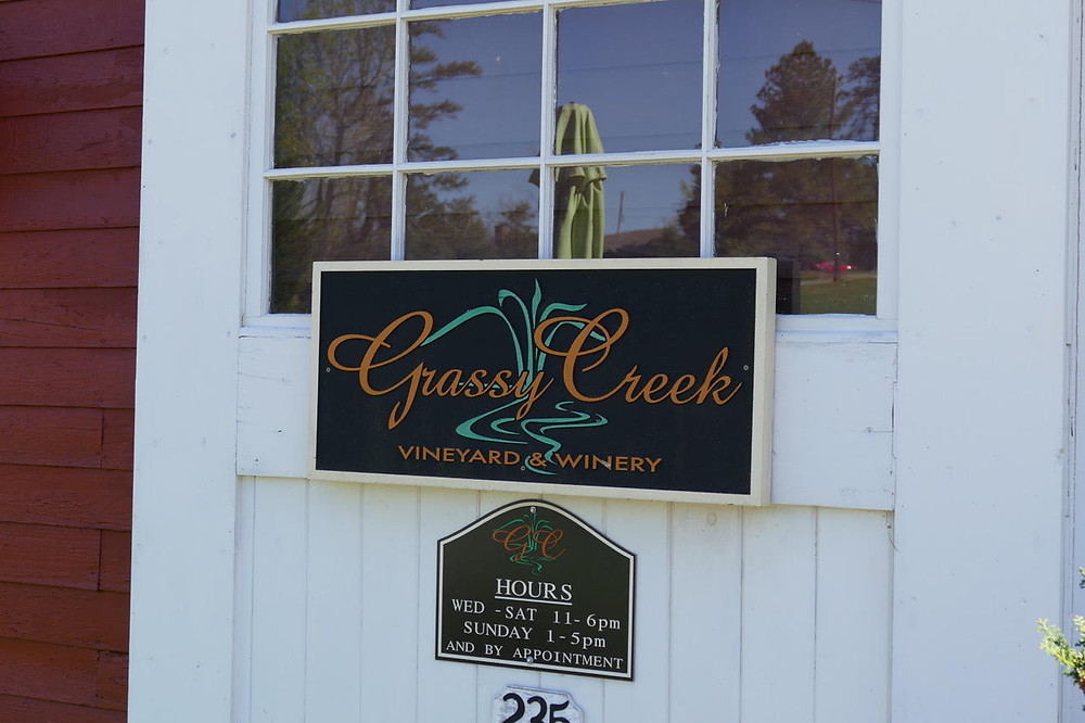 Grassy Creek Vineyard & Winery Door