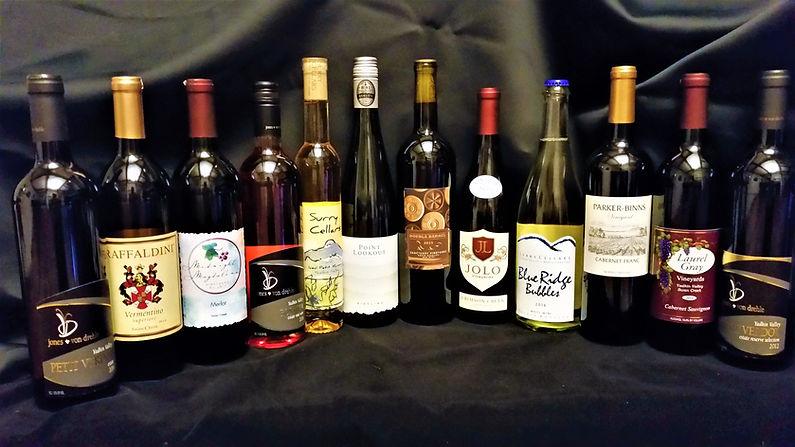 Best Wine NC 2018 North Carolna