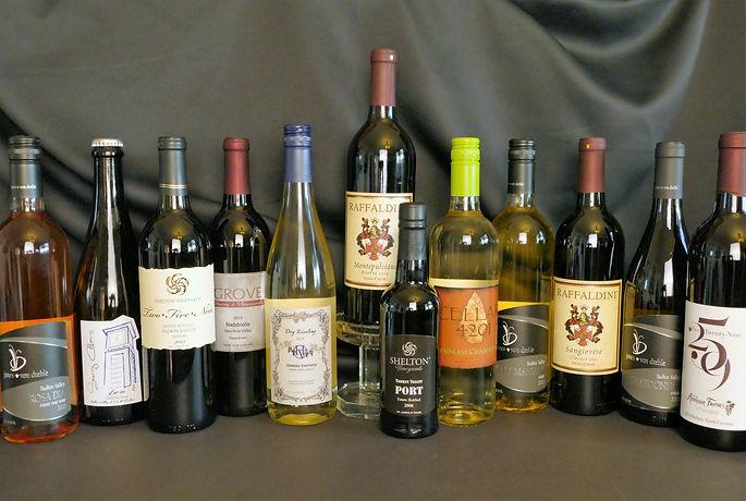 2017 Best Wine NC