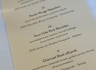 NC Fine Wines ShowCase Dinners