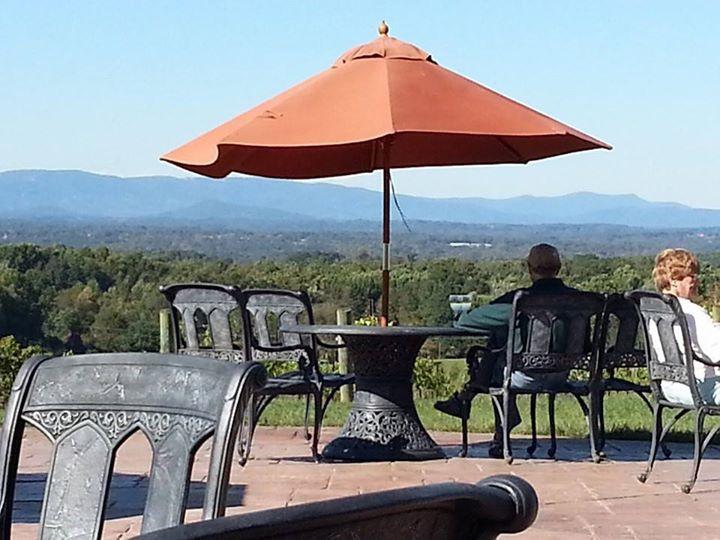 Raffaldini's patio