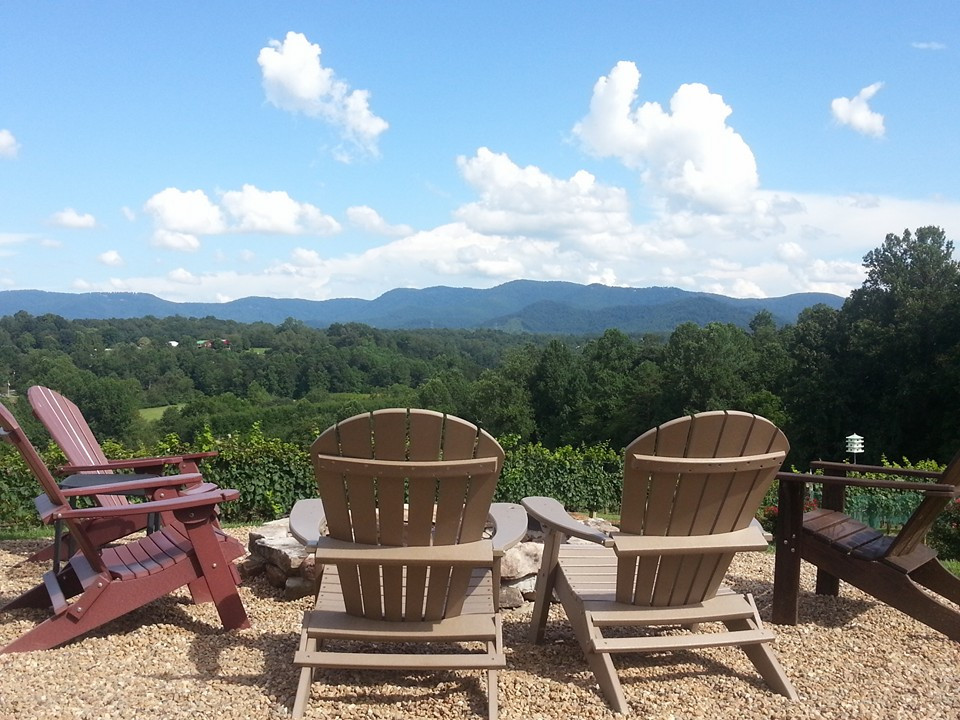 Silver Fork Winery - Morganton, NC