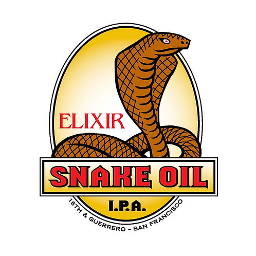 Snake Oil IPA 2nd Edition Tee Shirt | 2009