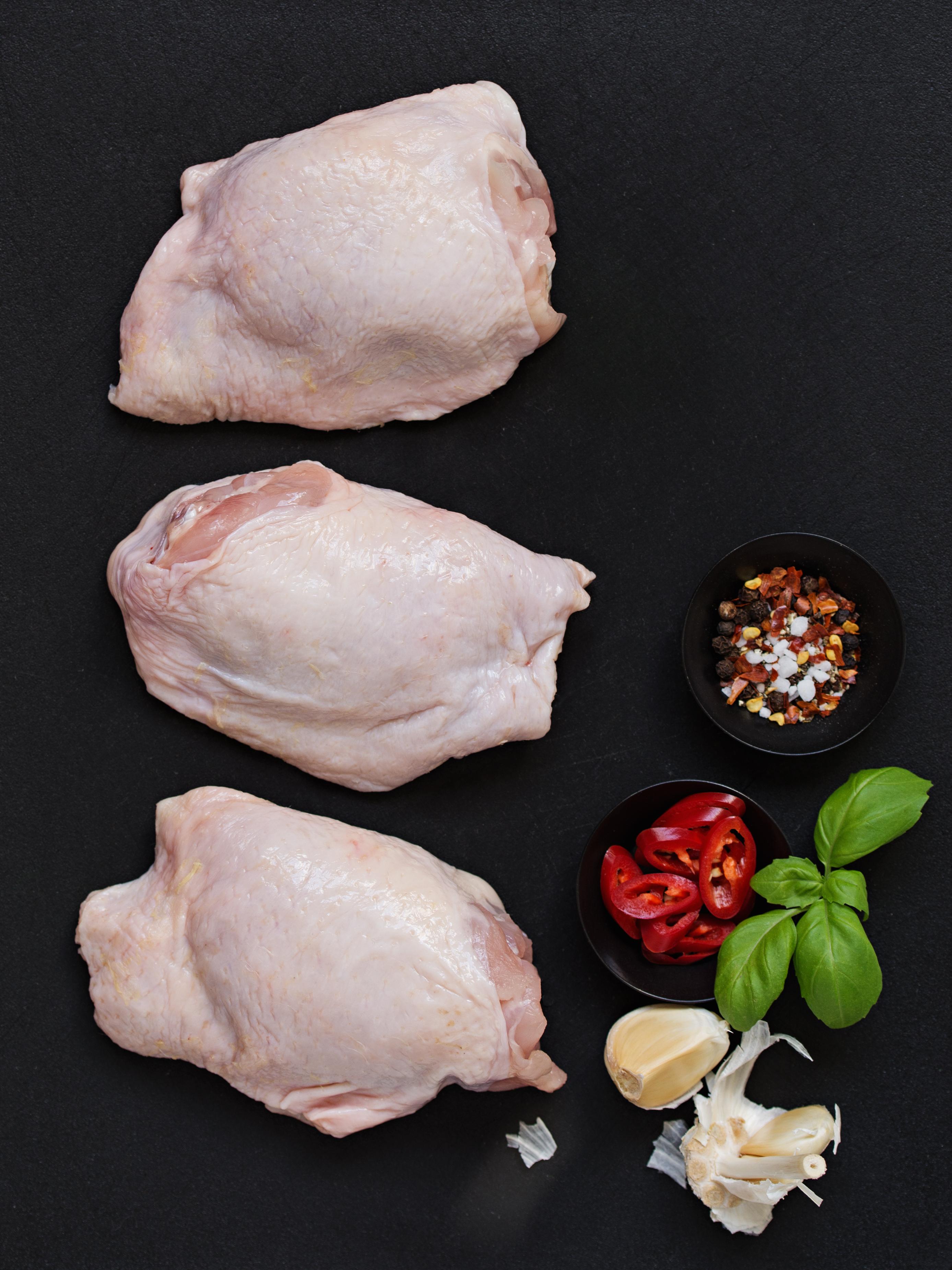 chicken thigh cutlets shutterstock_402614092