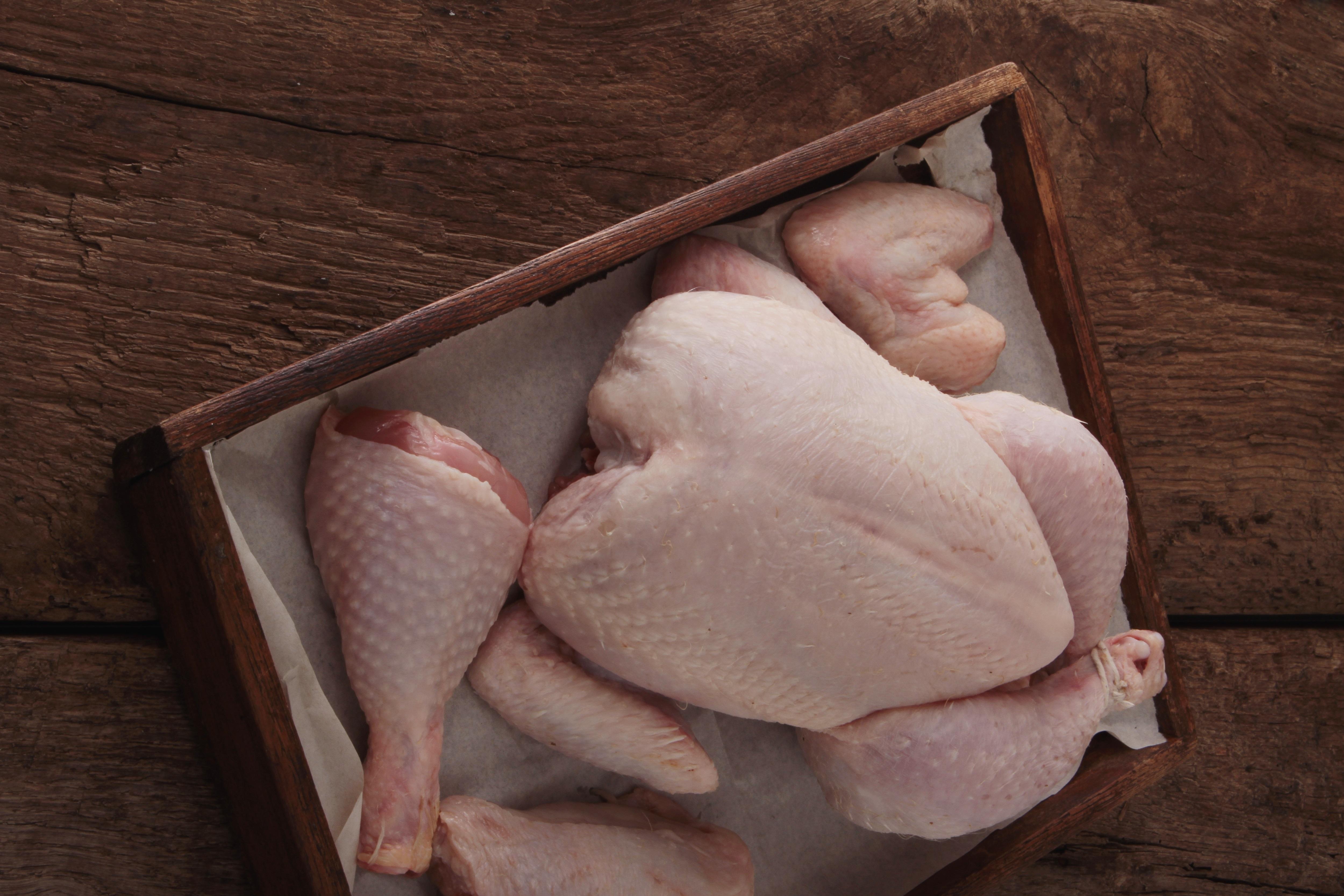 Chicken cuts 2 flippedf