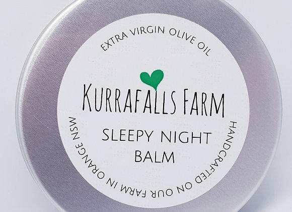 Sleepy Night Balm