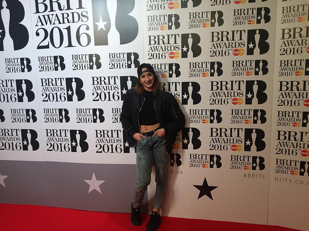 British Awards 2016
