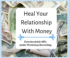 Heal Your Relationship With Money New Ad