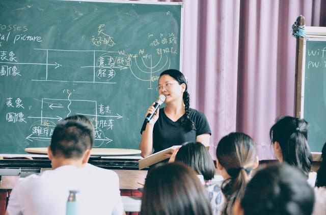 石山書院-師培課程(暑假兩週密集課程) 課後分享-2