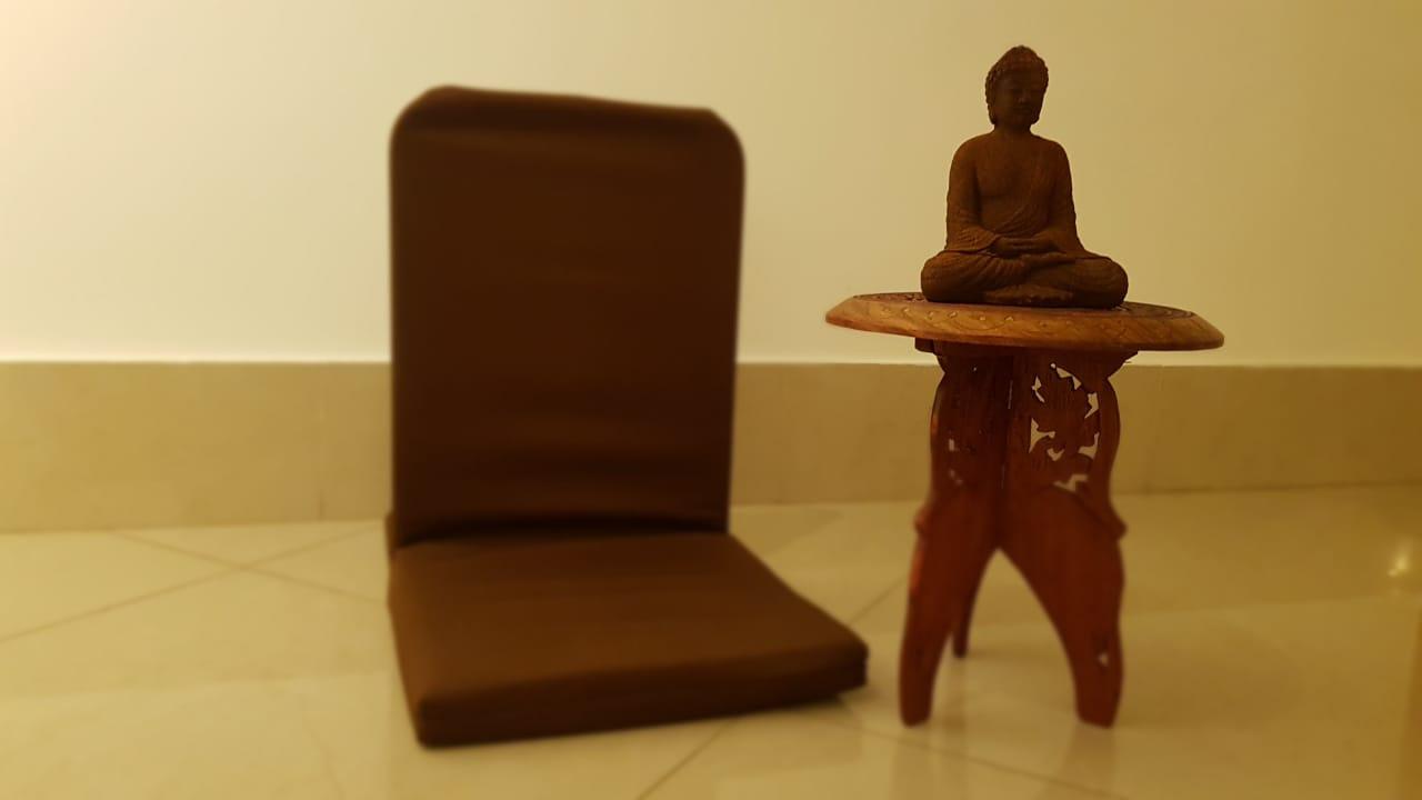 Sala Yoga e Meditação