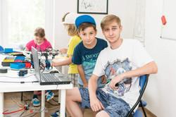 Robotyka drużynowa | Półkolonie 2014