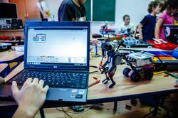 Pan Robot | Warsztaty z robotyki