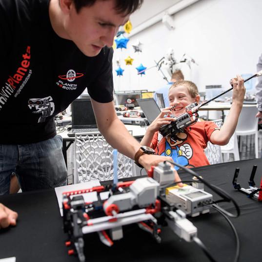 szkoła robotyka Warszawa