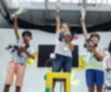 Robotyka dla dzieci i młodzieży - turniej robotów Lego