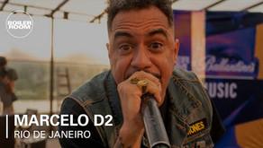 Revive el paso de Marcelo D2 por el Boiler Room x Ballantine's en The Round Rio de Janeiro