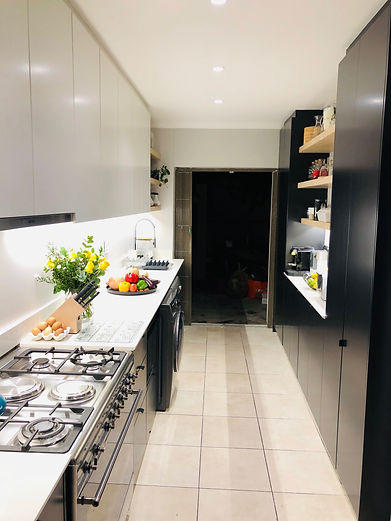 Project Worcester - Claremont - Kitchen
