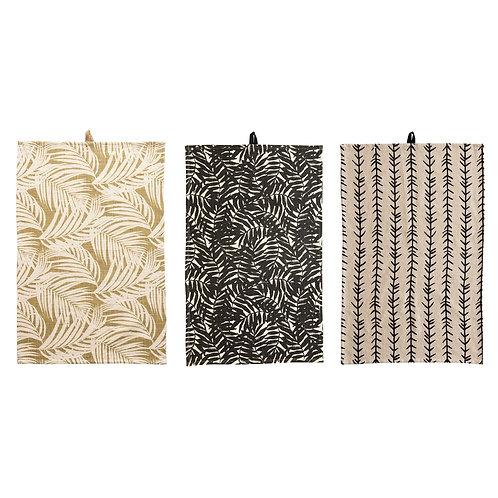 Botanist Tea Towel Set (set of 3)