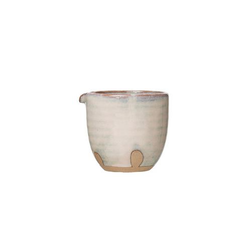 Stoneware Creamer Cup