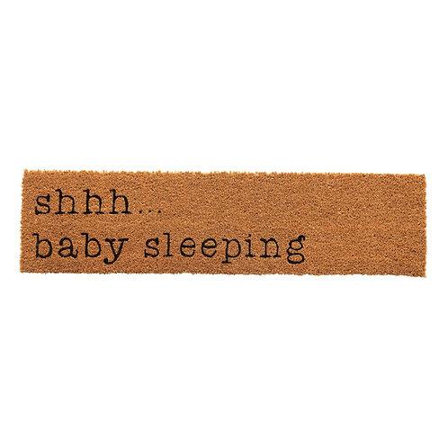 New Baby Sleeping Door Mat
