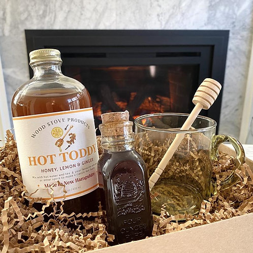 Stay Warm Hot Toddy Gift Box